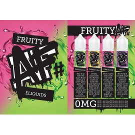 Fruity AF by AF Juice Co.
