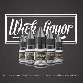 Wick Liquor Nic Salts 10ml